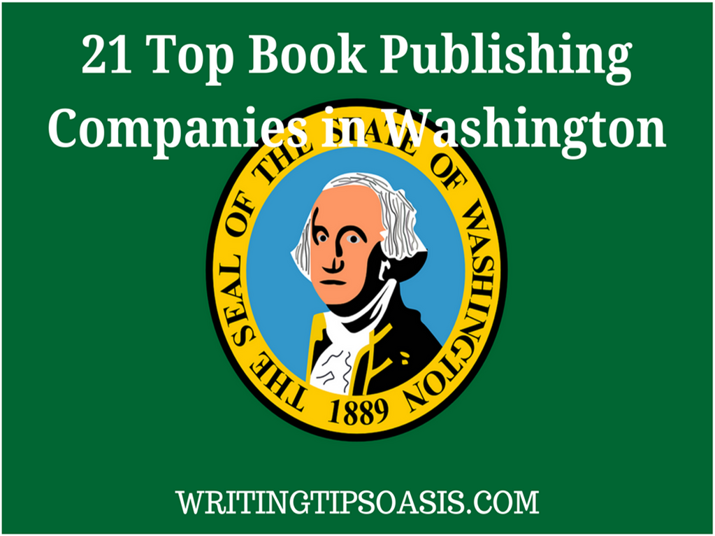 book publishing companies in washington