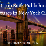 book publishing houses in new york city