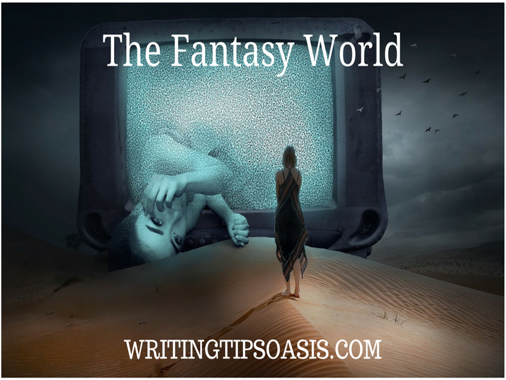 how to write an urban fantasy book