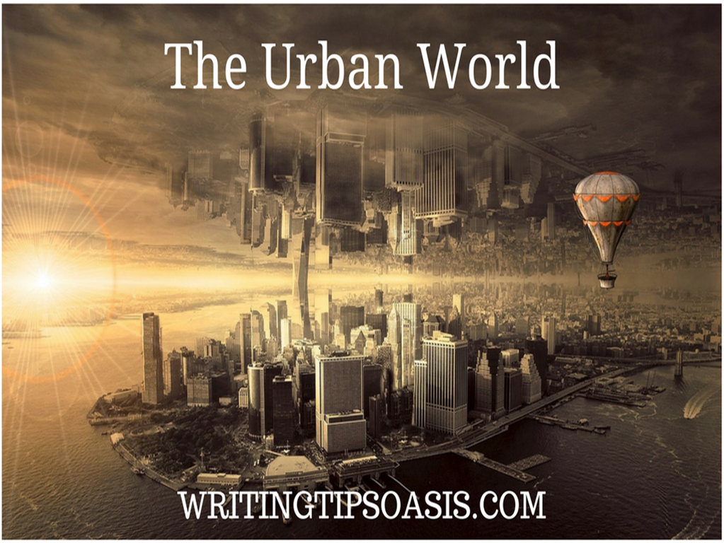 how to write urban fantasy