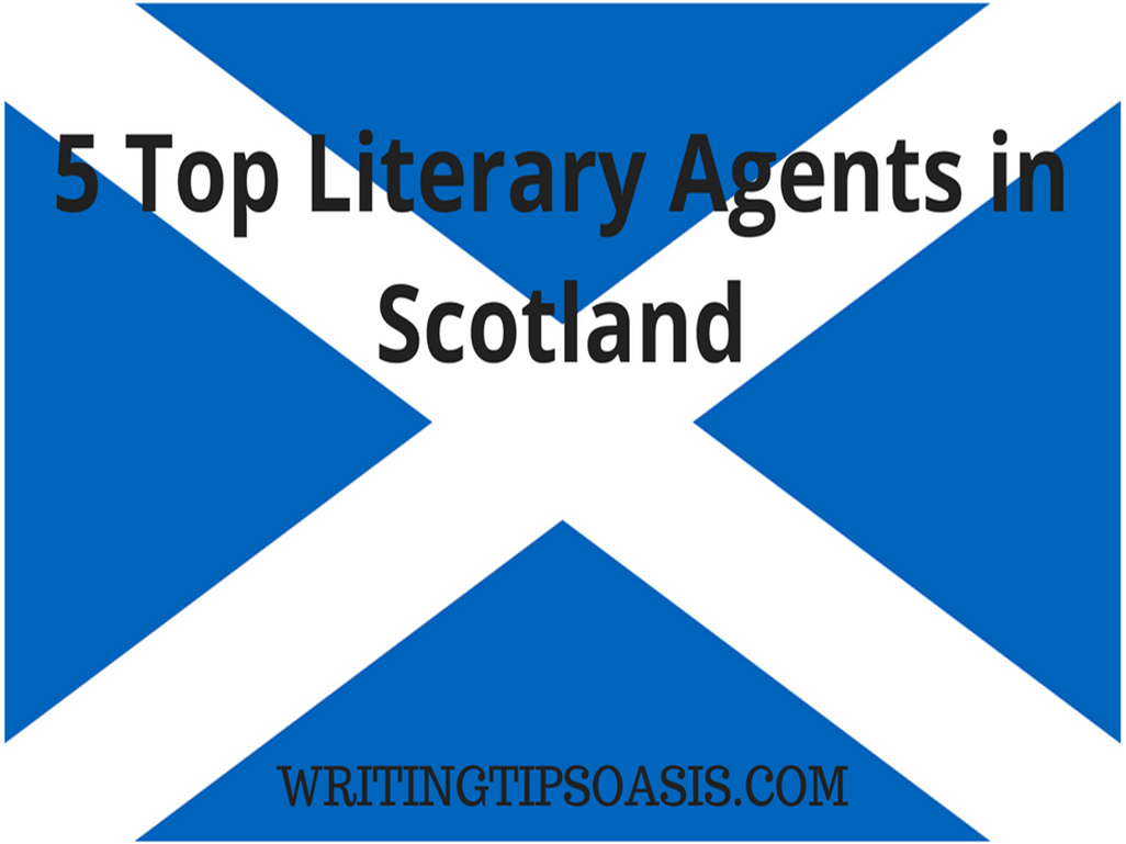 top literary agents in scotland