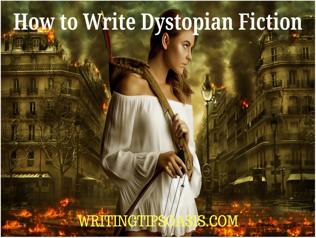 how to write dystopian fiction