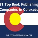 21 Top Book Publishing Companies in Colorado