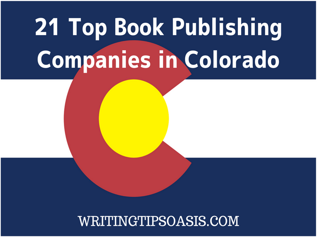 book publishing companies in colorado