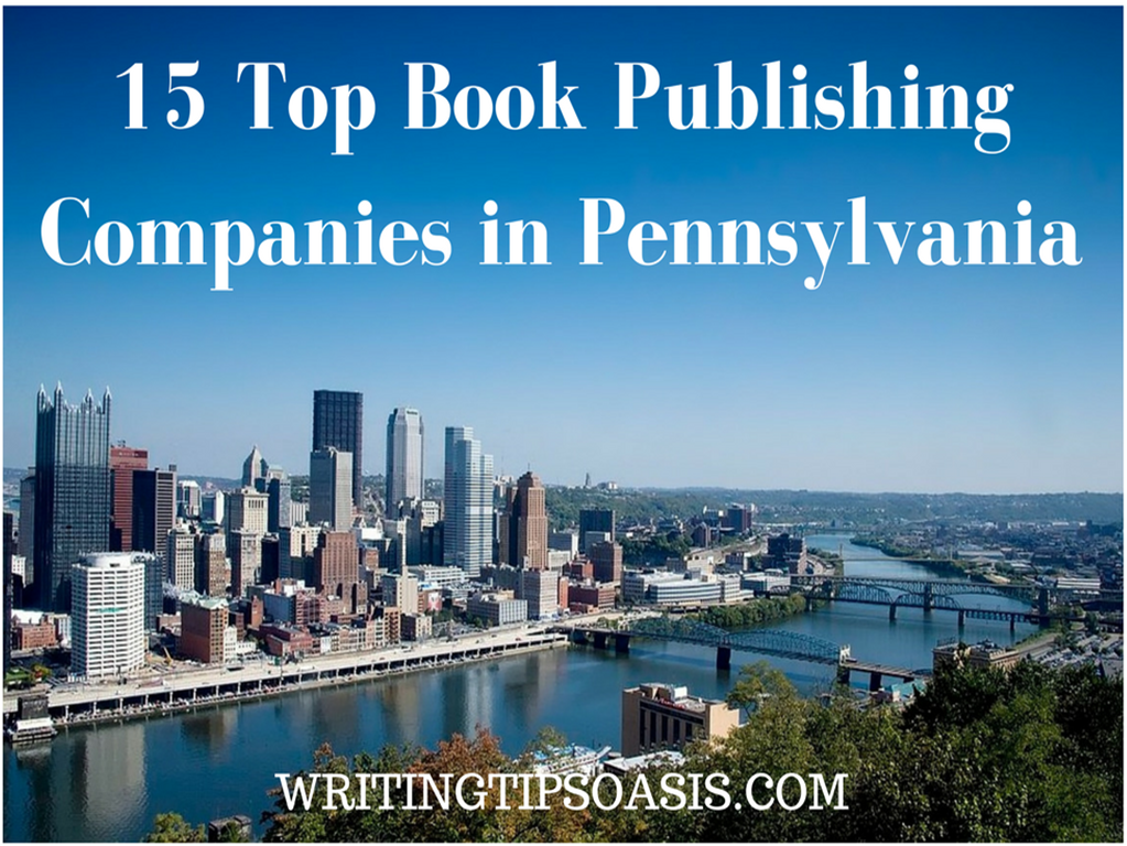 book publishing companies in pennsylvania