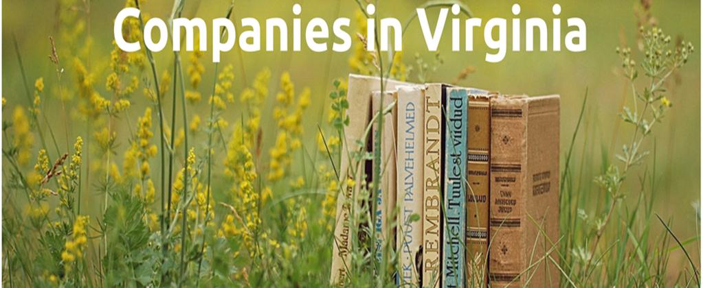 9 Top Book Publishing Companies in Virginia