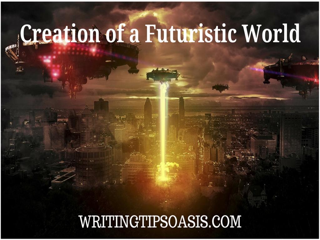 how to create a futuristic world