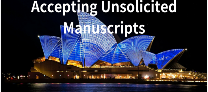 21 Australian Publishers Accepting Unsolicited Manuscripts
