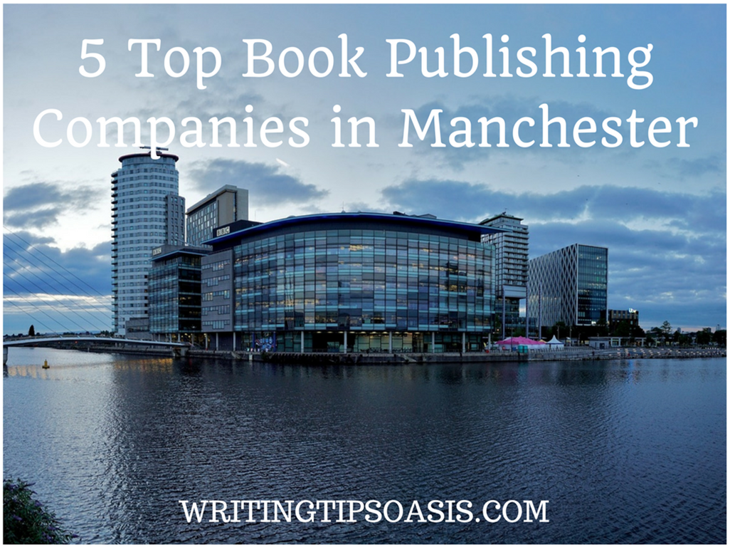 book publishing companies in manchester