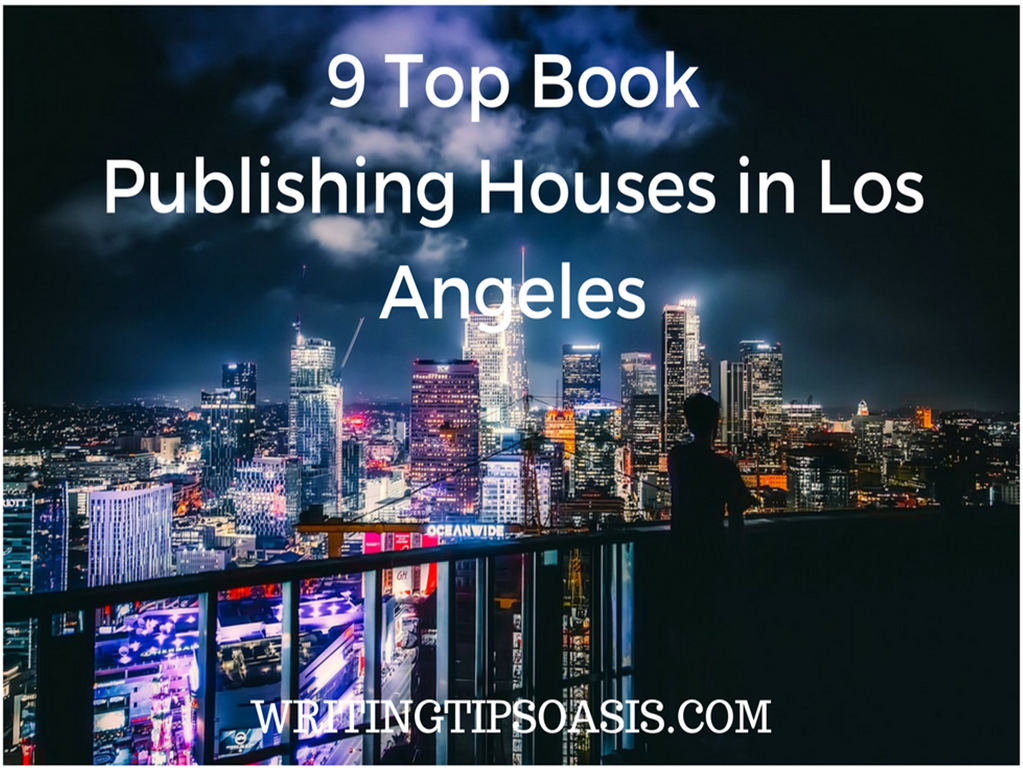 book publishing houses in los angeles