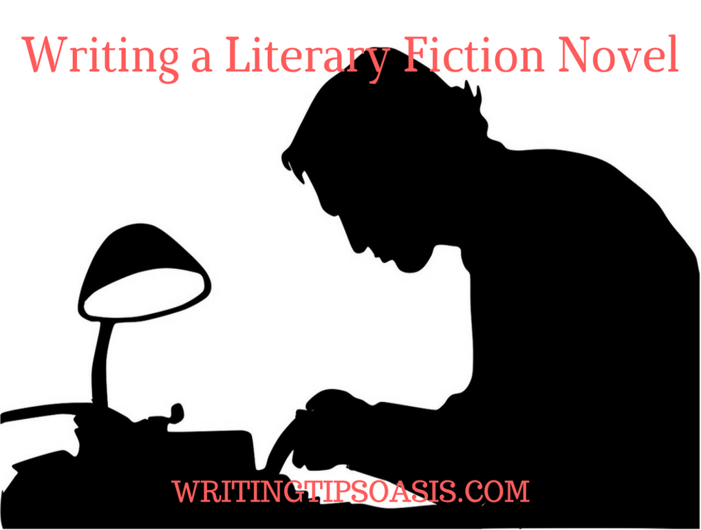 writing a literary fiction novel