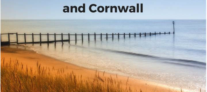 6 Top Book Publishers in Devon and Cornwall