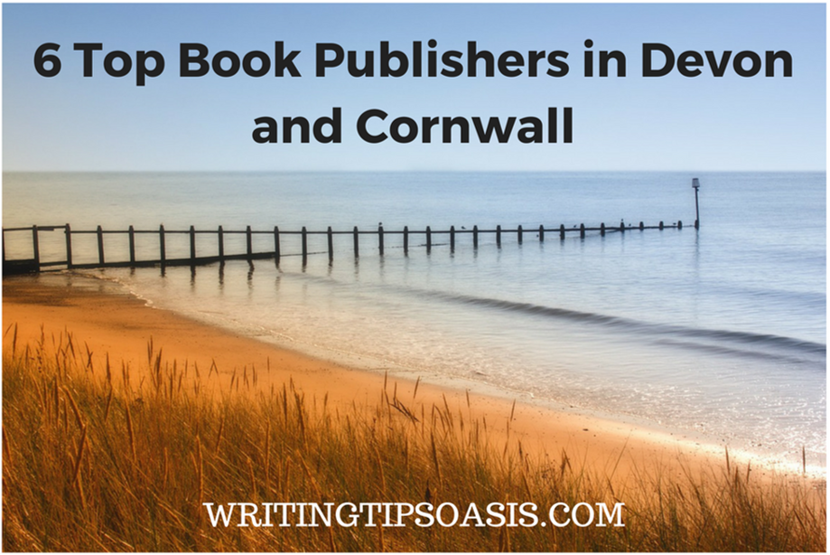 book publishers in devon and cornwall