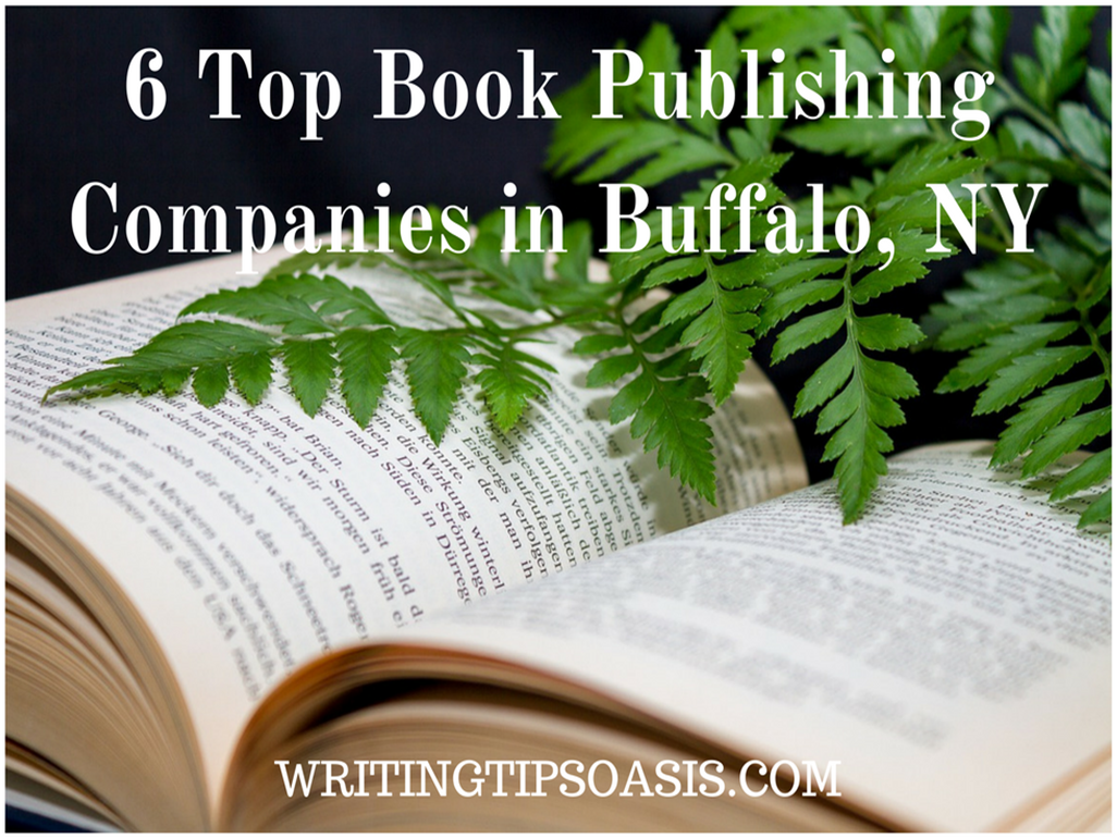 book publishing companies in buffalo