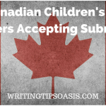 21 Canadian Children's Book Publishers Accepting Submissions