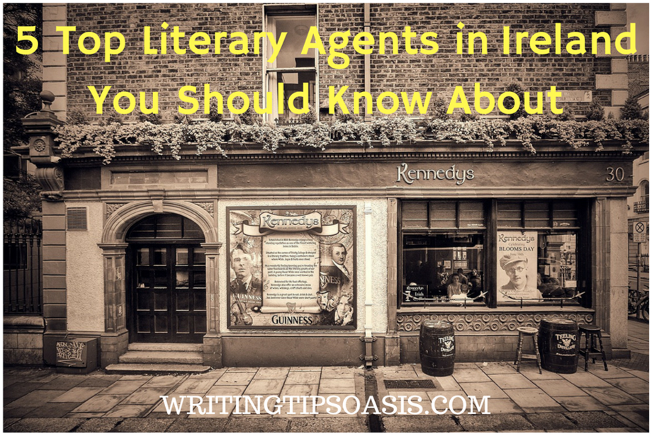 literary agents in ireland