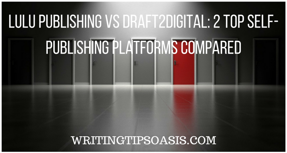 lulu publishing vs draft2digital