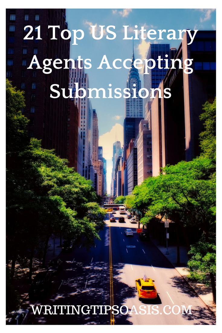 us literary agencies accepting submissions