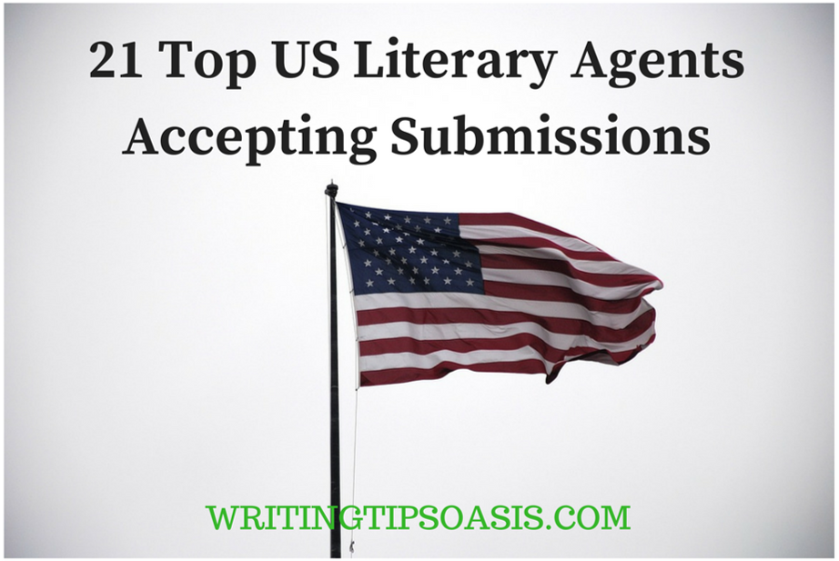 21 Top US Literary Agents Accepting Submissions - Writing
