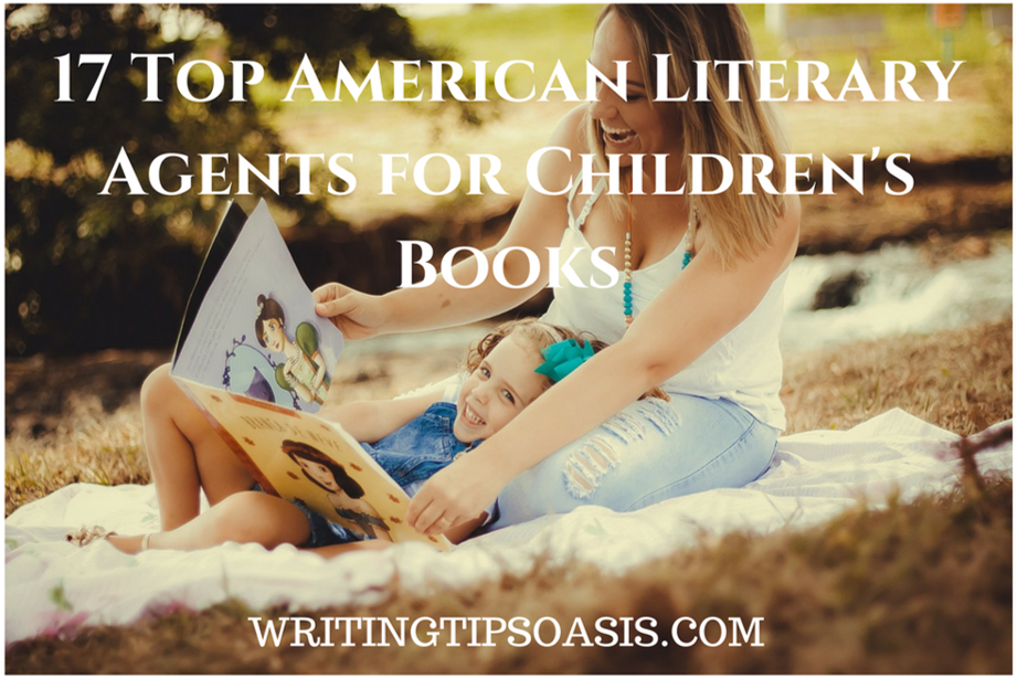 american literary agents for children's books