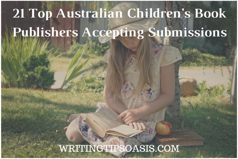 australian children's book publishers accepting submissions