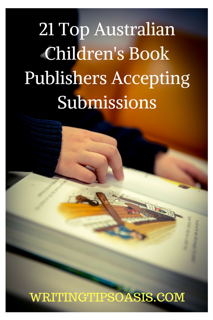 australian children's book publishing companies accepting submissions