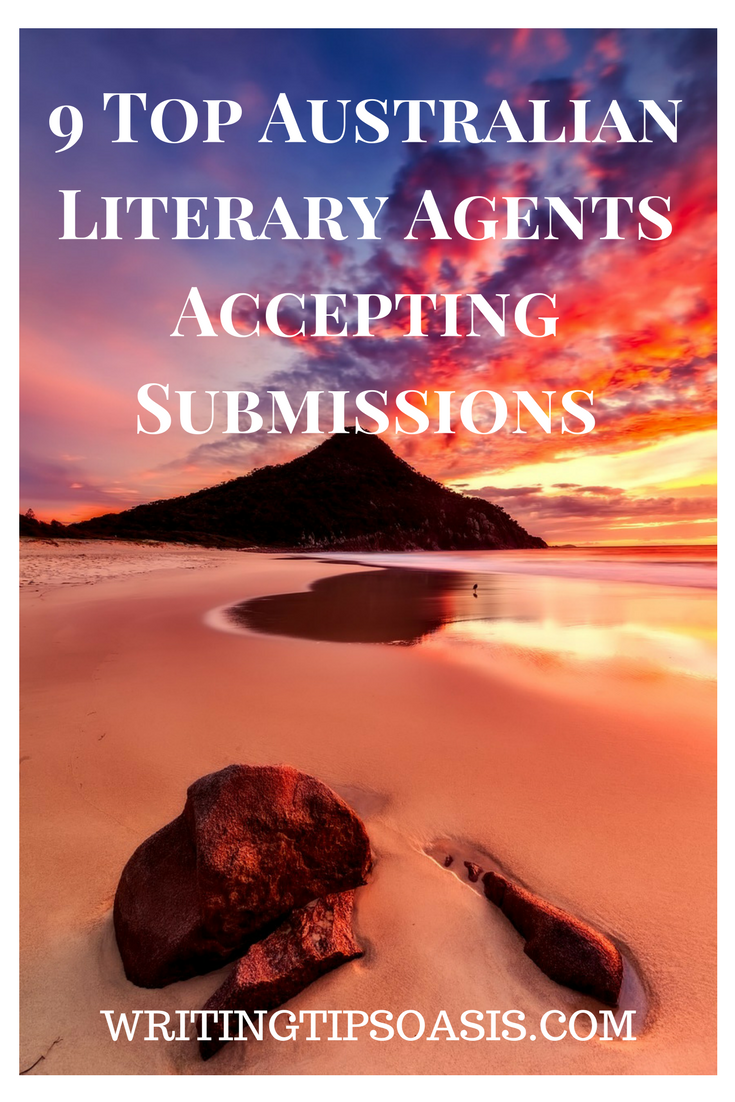 australian literary agents accepting manuscripts