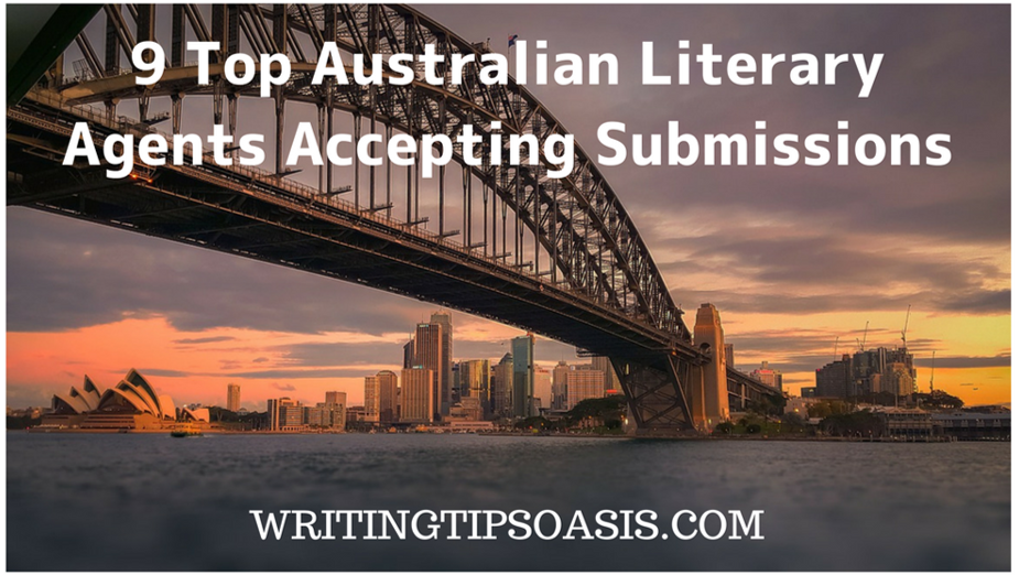 9 Top Australian Literary Agents Accepting Submissions - Writing