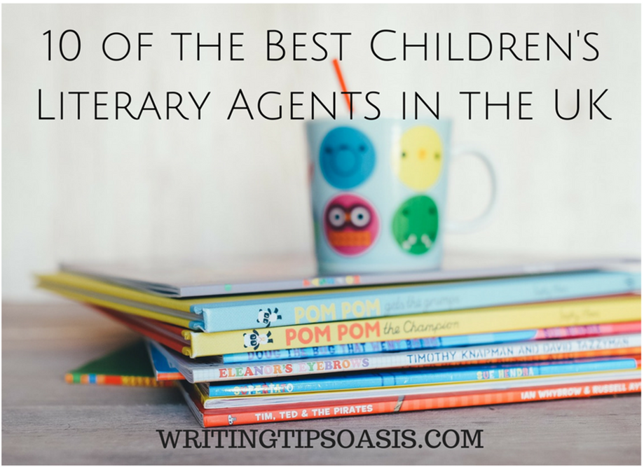 best children's literary agents in the uk