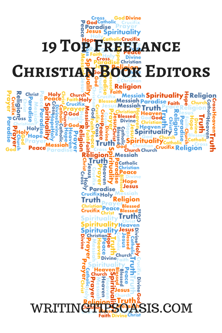 christian book editors