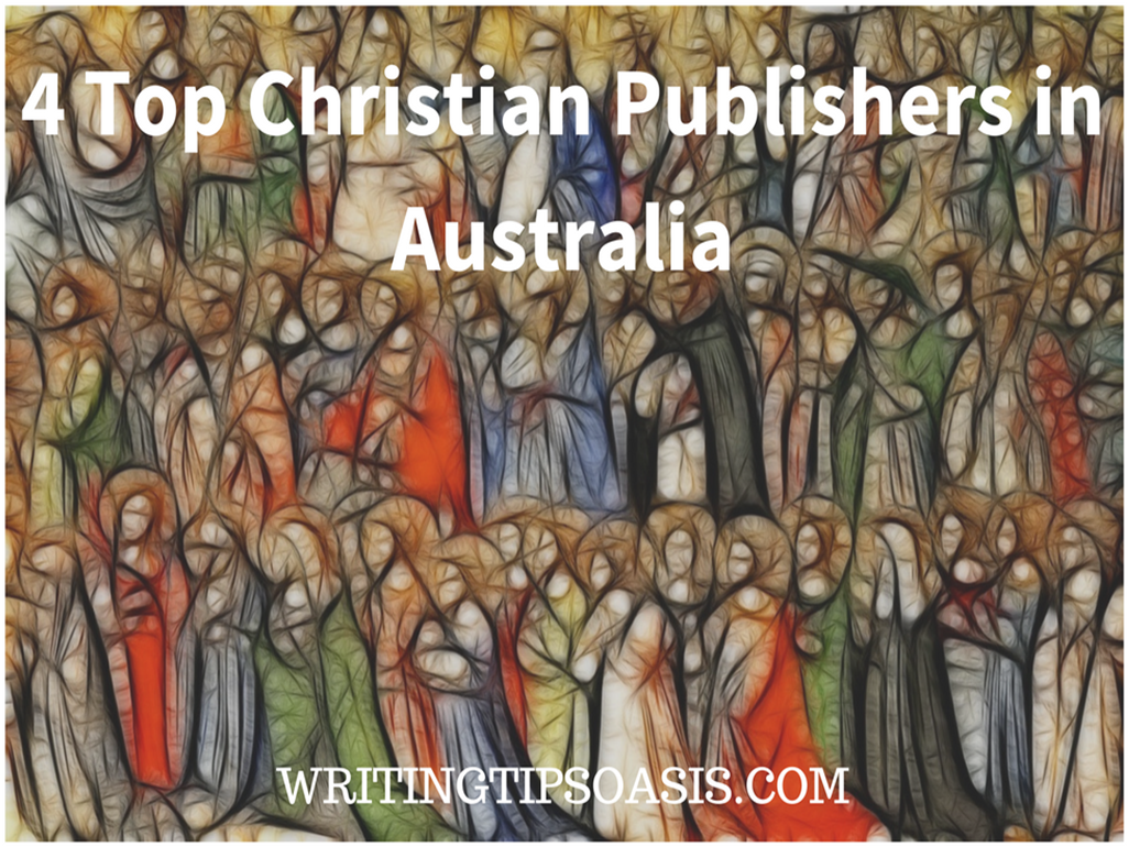 christian publishers in australia