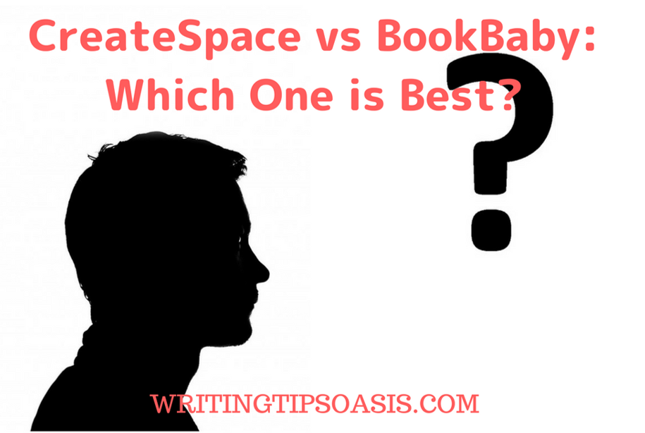 createspace vs bookbaby