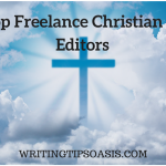 19 Top Freelance Christian Book Editors