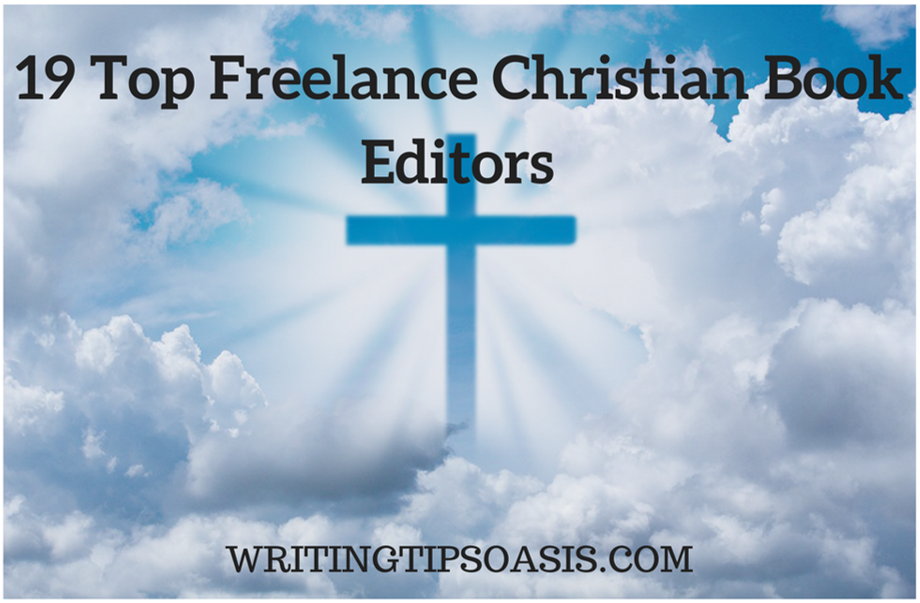 freelance christian book editors