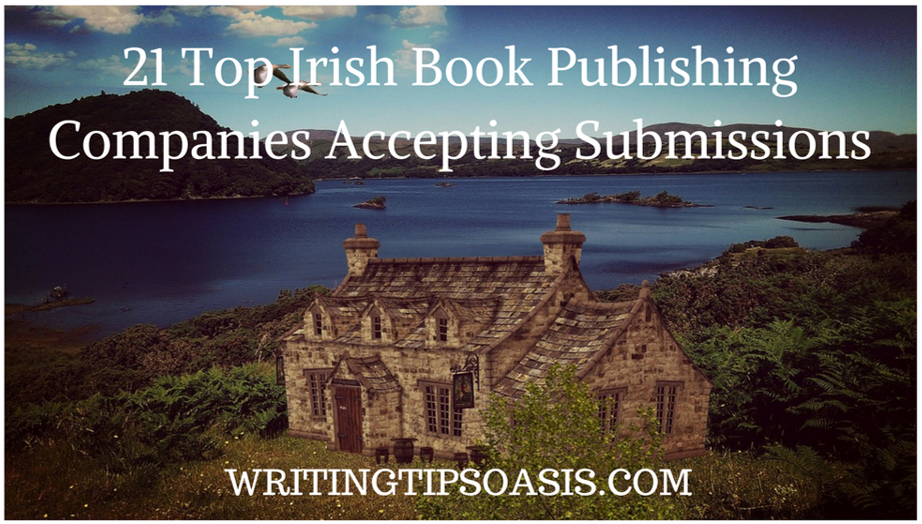 21 Top Irish Book Publishing Companies Accepting Submissions