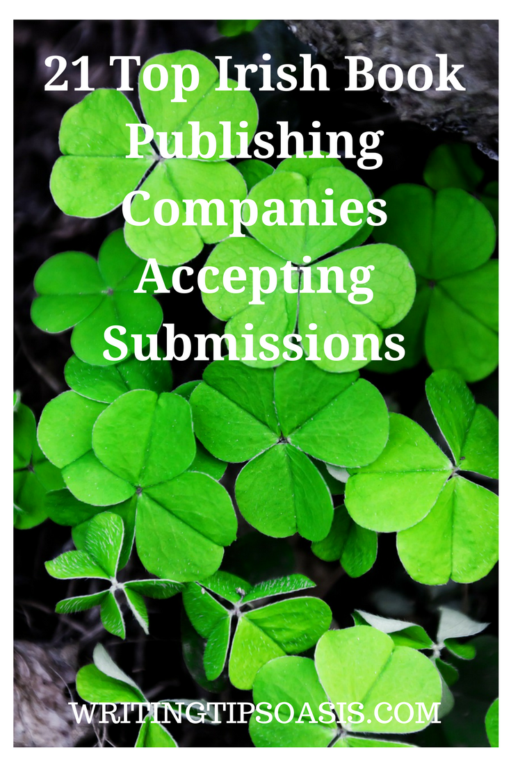 top irish publishers accepting submissions