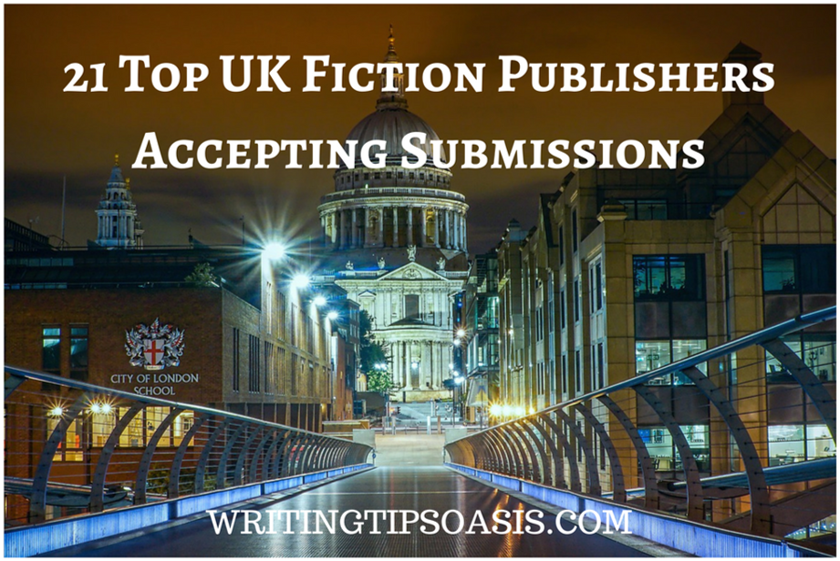 uk fiction publishers accepting submissions