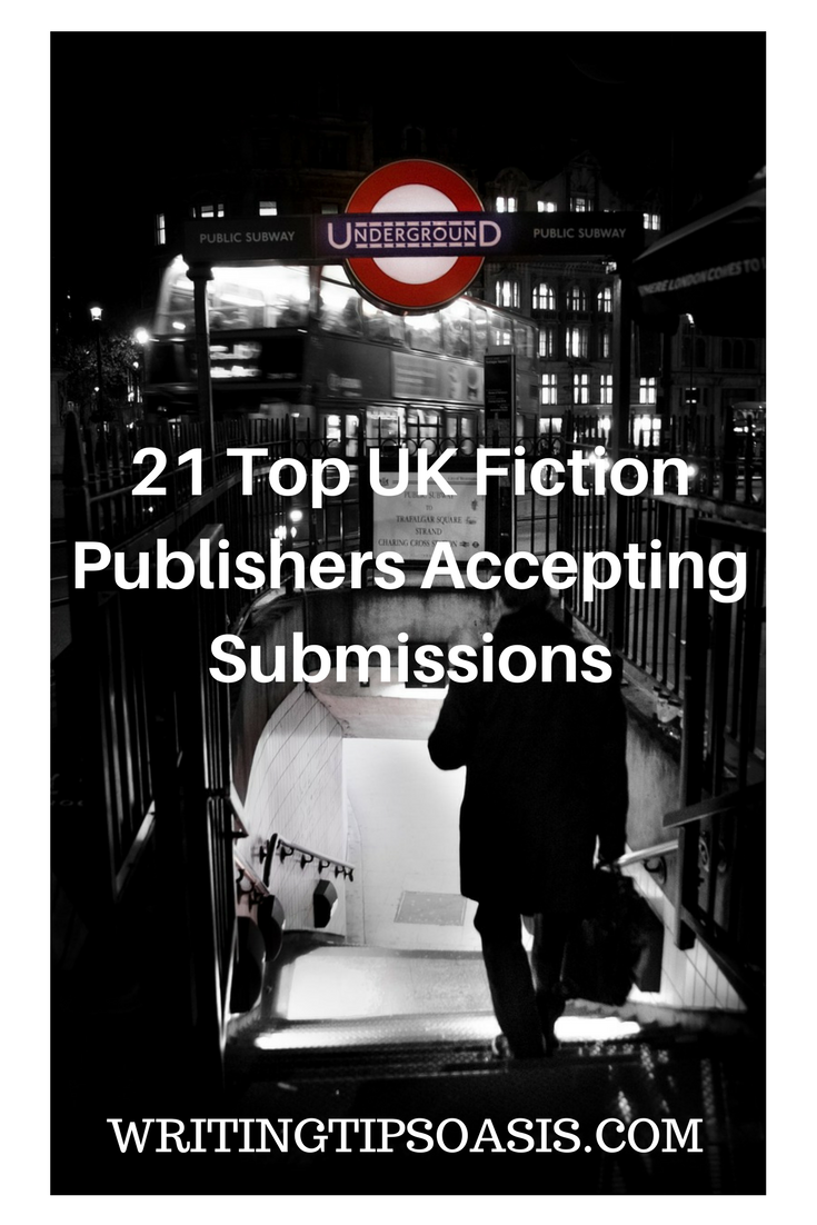 uk fiction publishing companies accepting manuscripts