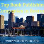 5 Top Book Publishing Companies in Boston
