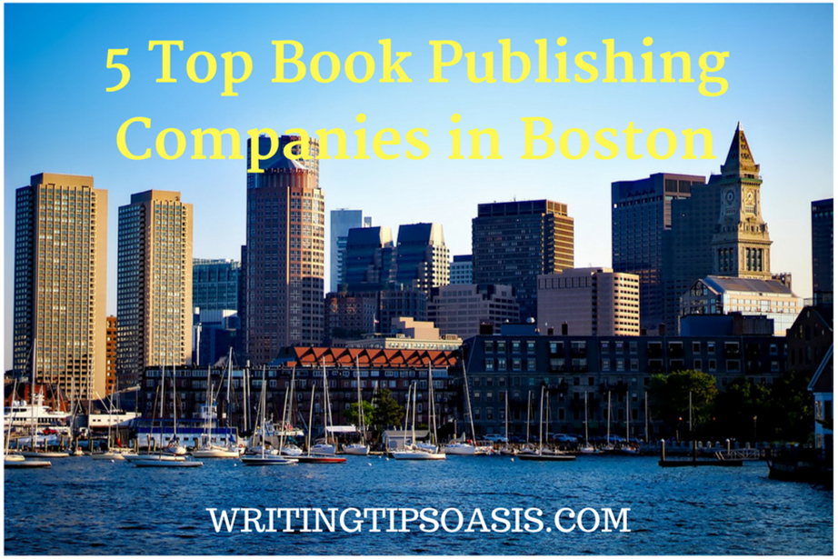 book publishing companies in boston