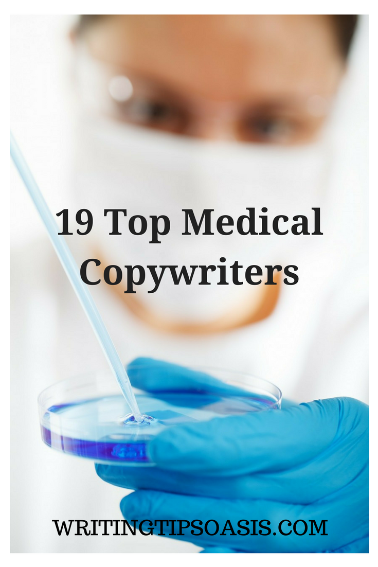 freelance medical copywriters