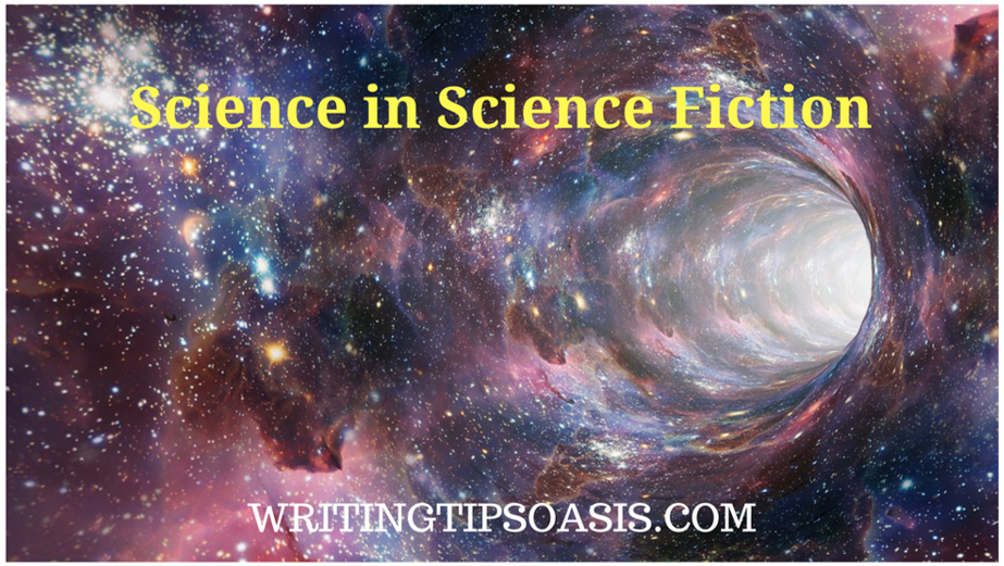 how to write a science fiction novel