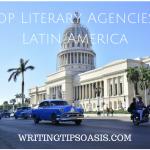 5 Top Literary Agencies in Latin America