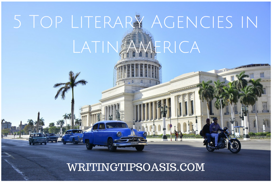 literary agencies in latin america