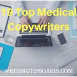 19 Top Medical Copywriters