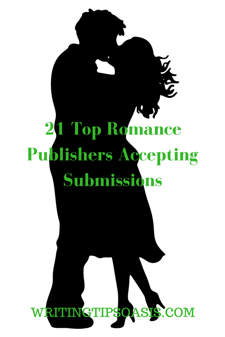 romance publishers accepting manuscripts