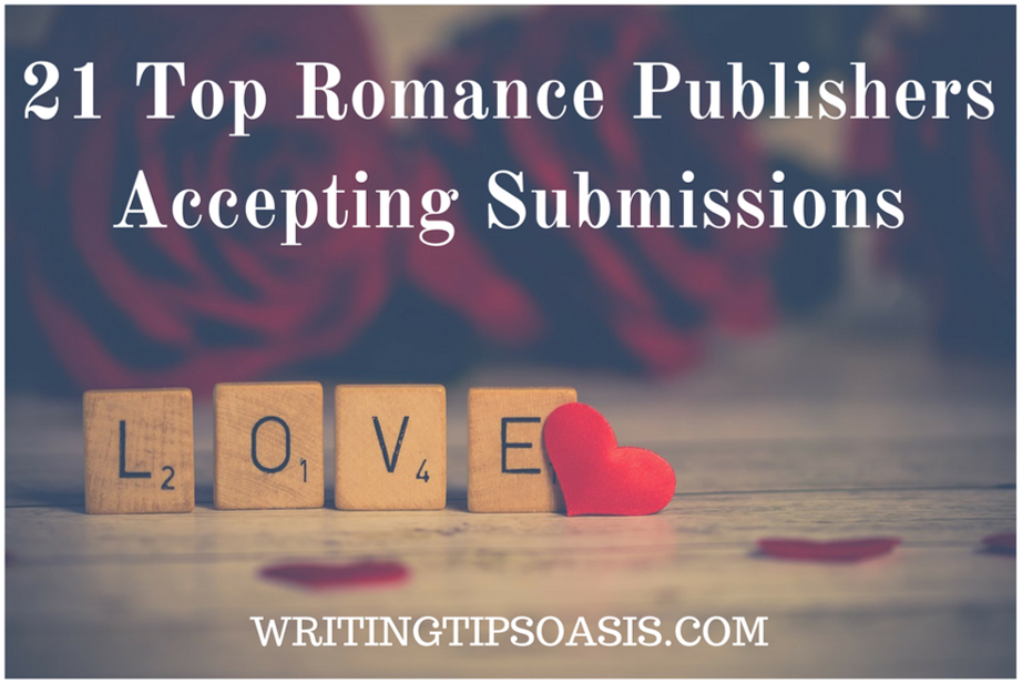 romance publishers accepting submissions