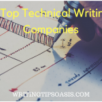 6 Top Technical Writing Companies