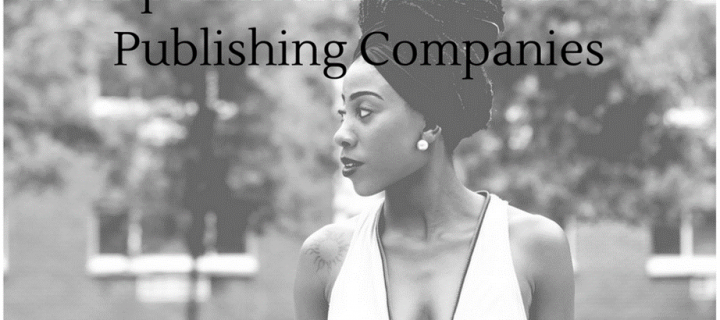 16 Top African American Book Publishing Companies
