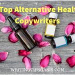 7 Top Alternative Health Copywriters